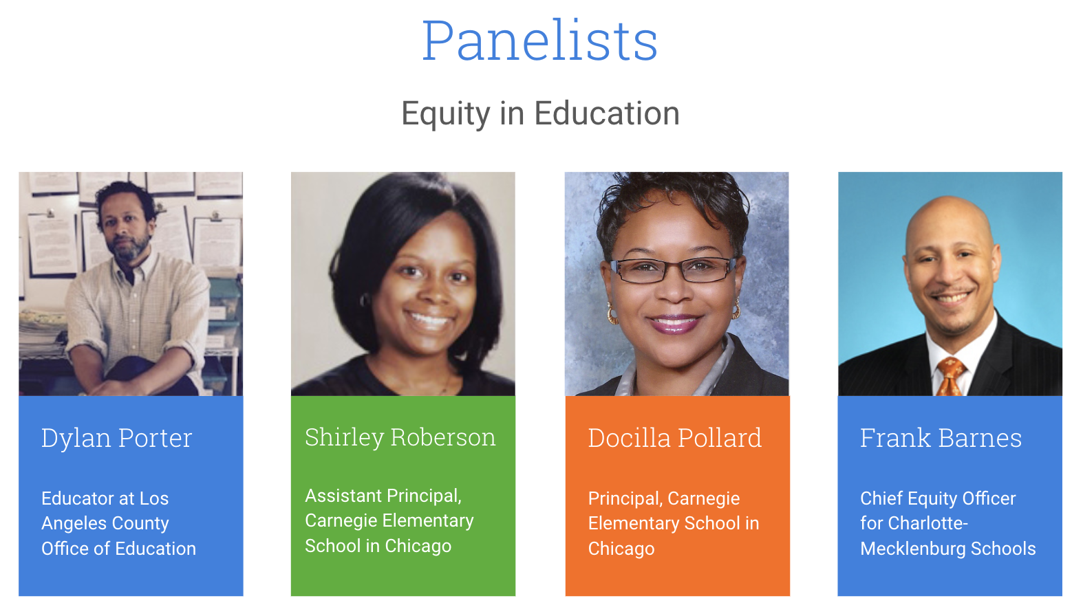 equity-education-panelists