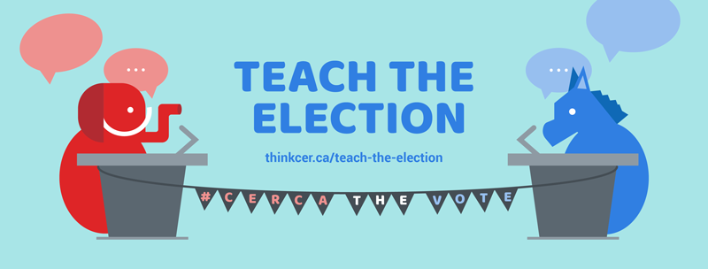 Teach the election